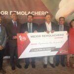 Entregado el Premio al Mejor Remolachero de Andalucía