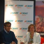 Agroteo firma un acuerdo de colaboración con Caser para convertirse en su agente de seguro agrario de remolacha