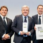 New Holland T6.175 Dynamic CommandTM logra el premio Machine of the Year 2018 en la categoria de media potencia en Agritechnica 2017